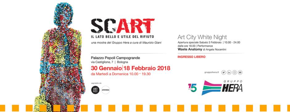 Mostra SCART a Bologna
